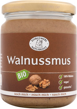 Bio Walnussmus