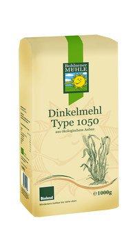 Bio Dinkelmehl 1050