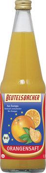 Bio Orangensaft aus Europa