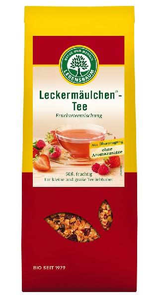 Bio Leckermäulchentee Früchtetee