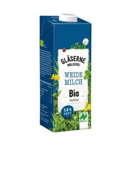 Bio H-Milch 3,8%