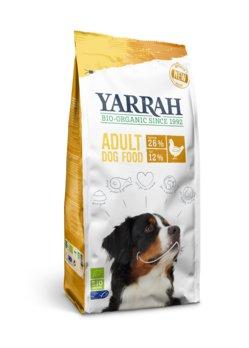 Bio Hundebrocken Huhn Hundefutter von Yarrah