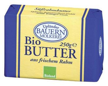 Bio Süßrahm Butter