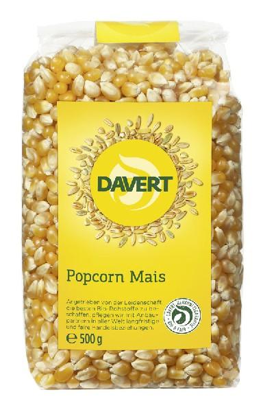 Bio Popcornmais