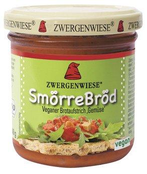 SmörreBröd Gemüse Bio Brotaufstrich