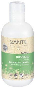 Bio Duschgel Minze & Limette