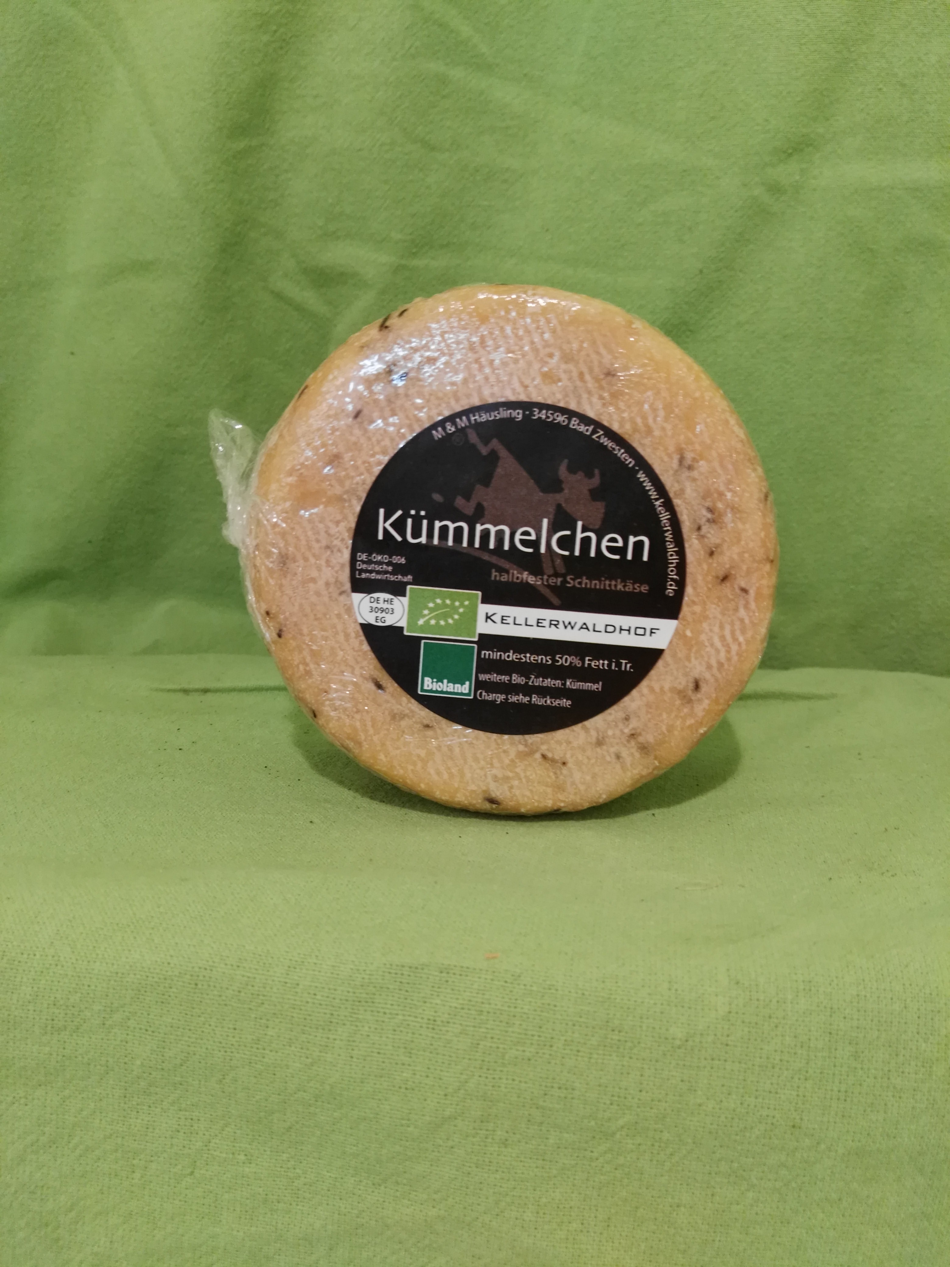 Bio Käse Kümmelchen