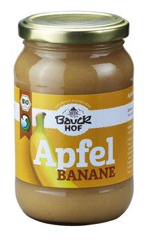 Bio Apfel Bananenmark , ungesüßt