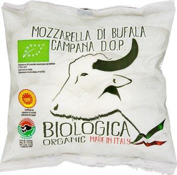 Bio Büffel Mozarella